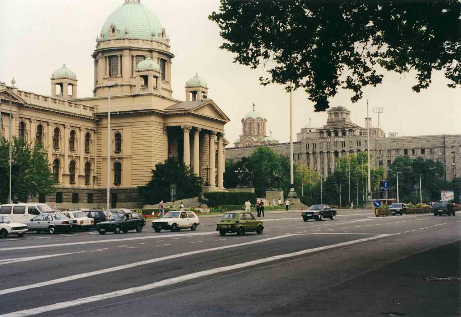 Belgrad Eesimleri (Sırbıstan)